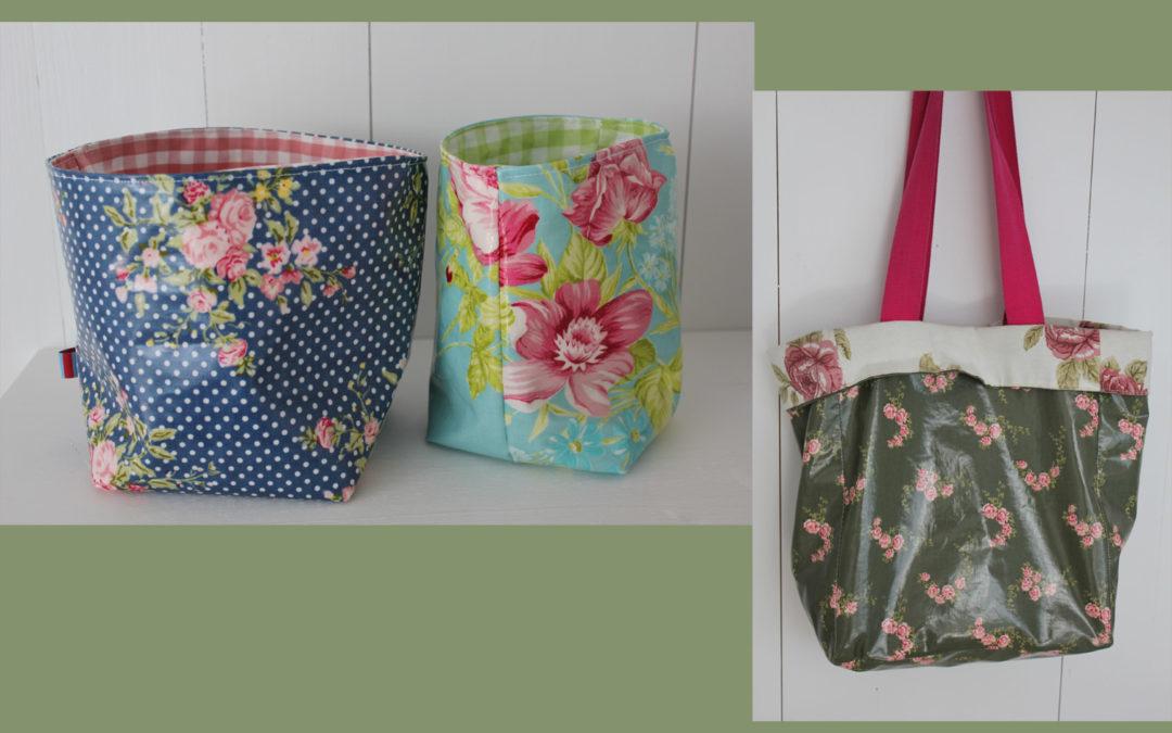 Taschen und Utensilo